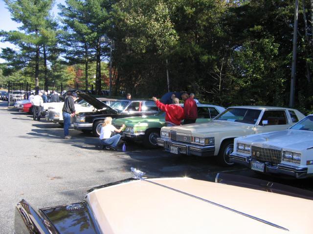 2008 Fall Car Show