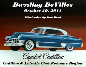 Dazzling DeVilles Car Show Event Sun Oct 30th