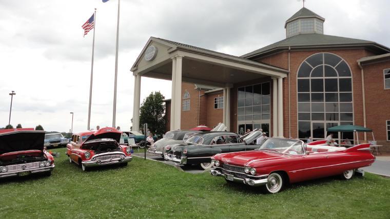 AACA Museum Car Show - Aaca museum car show