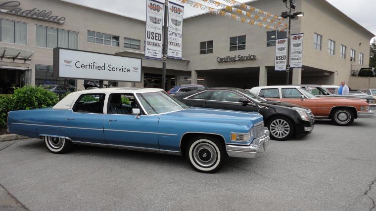 Cadillac Car Shows >> 2017 Delaware Cadillac Car Show