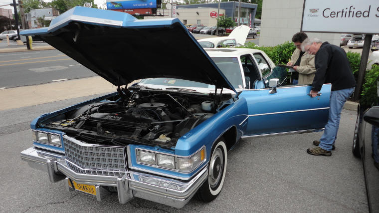 2017 Delaware Cadillac Car Show