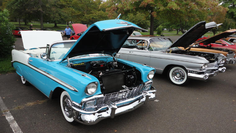 Valley Forge Car Show