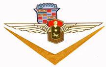 CADILLAC LaSALLE CLUB OF CANADA Logo